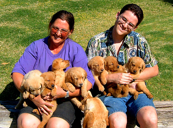 Liberty Haven Ranch -- Puppies